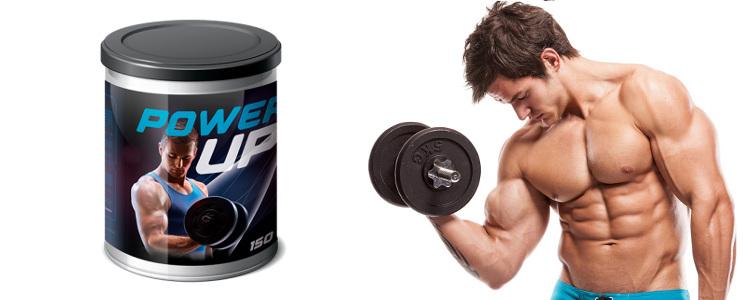 PowerUp Premium effets – saine et des muscles en quelques semaines