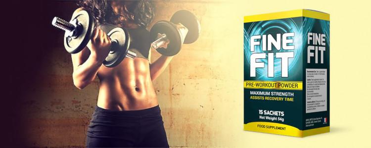 Fine Fit avis - des muscles forts et en bonne santé