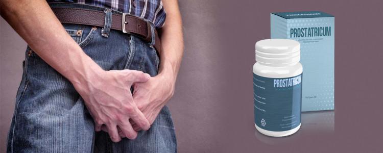 Prostatricum - Débarrassez-vous des problèmes de prostate