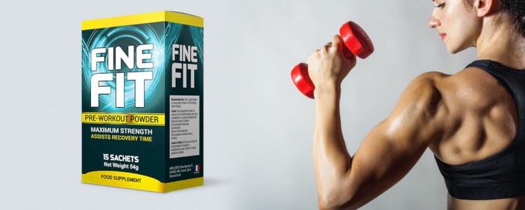 Fine Fit acheter - ingrédients naturels, effets rapides