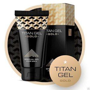 Titan Gel Gold prix - comment fonctionne le gel ?