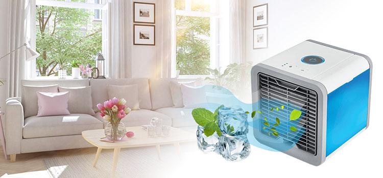 CoolAir : Comment fonctionne le mini refroidisseur portable