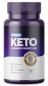 Qu'est-ce que Purefit KETO et dans quel but est-il utilisé?