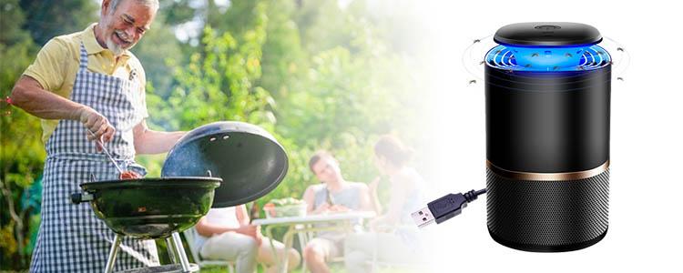Mosquitron: comment fonctionne la lampe anti-moustiques USB