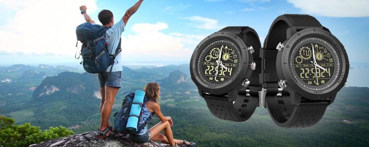 Tac25 SmartWatch: design et prise en main de la montre