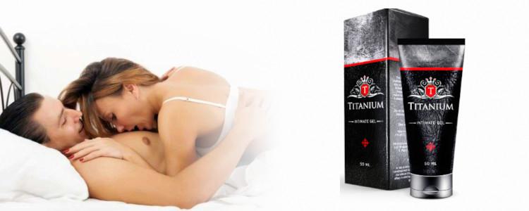 Titanium - des ingrédients naturels et sûrs