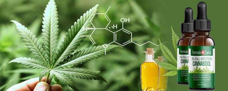 Quels sont les effets de L'utilisation de Kannabidiol CBD Oil acheter?