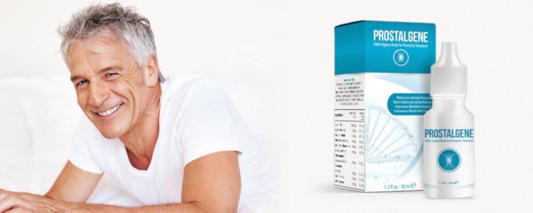 Prostalgene - action rapide, ingrédients naturels