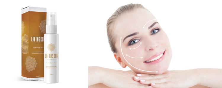 Liftoskin - une peau saine et toujours jeune