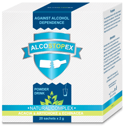 AlcoStopex - un complément alimentaire naturel pour lutter contre la dépendance
