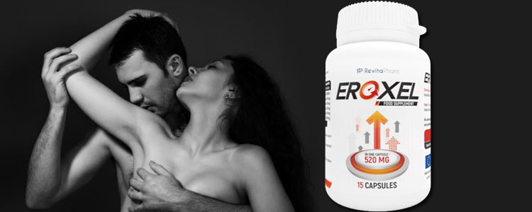Quels sont les ingrédients de L' Eroxel? Sont-ils efficaces?