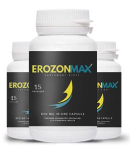 Ce qui est Erozon Max? Comment ce complément alimentaire renforce-t-il la puissance?