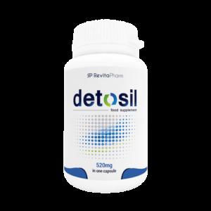 Qu'est-ce que Detosil Parasite treatment? Comment fonctionne le corps?