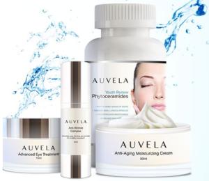 Qu'est-ce que Auvela? Quelles sont les actions sur la peau du visage?