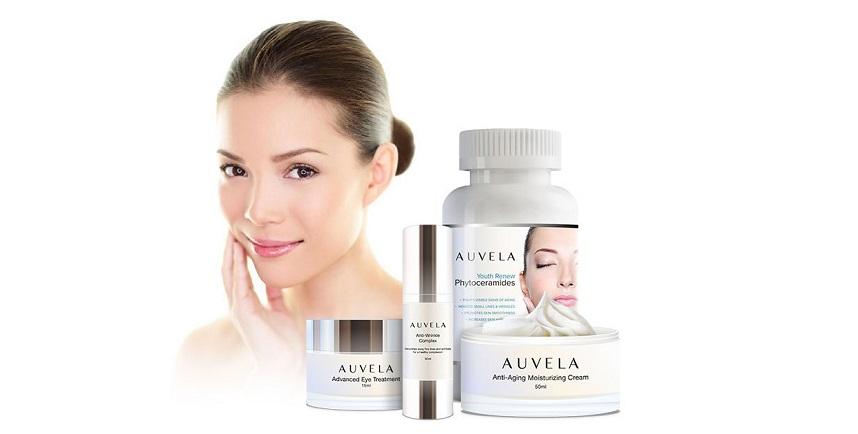 Sélectionnez Auvela, qui a été créé à base d'ingrédients naturels