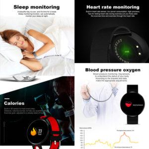 Lire les commentaires sur le forum sur la montre multifonction Smartwatch Life