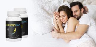 Erozon Max - prix, avis, effet, composition. Acheter à la pharmacie ou sur le site du Fabricant?