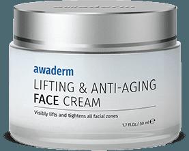 Ce qui est Awaderm Face Cream? Comment fonctionne? Comment appliquer?