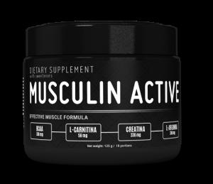 Ce qui est Musculin Active? Comment fonctionne le supplément nutritionnel pour les muscles?