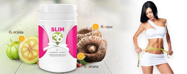 Comment fonctionne Slim36? Les effets de l'utilisation du supplément.