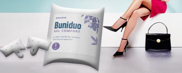 Quel est le prix Buniduo Gel Comfort? Où les acheter?
