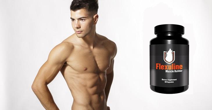 La dernière technologie Flexuline Muscle Builder dans la cuisine.